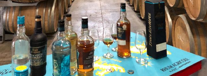 Master of rum - Degustazione Rum