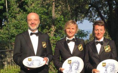 FISAR Milano festeggia la Miglior Sommelier del Nord Ovest 2017!  Intervista a Olena Znakharyeva