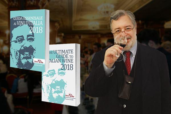 Presentazione della Guida Doctor Wine 2018: Sommelier FISAR Milano presenti