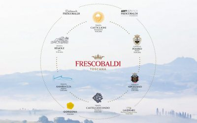 La Toscana del Vino: saremo a Wine Days Italy con una Masterclass dedicata a Frescobaldi