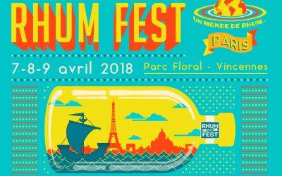 Un Mondo di Rhum! FISAR Milano presente al 'Rhum Fest' di Parigi