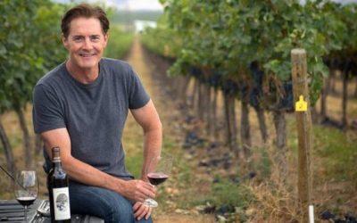 Sapevi che Kyle MacLachlan produce un gran vino?