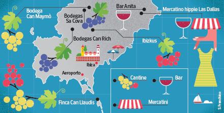 Il vino dei nativi, la Ibiza che non ti aspetti (di Luciano Ferraro, DiVini – Corriere della Sera)