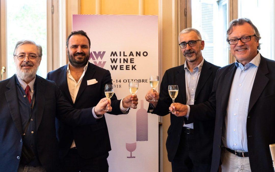 """Milano Wine Week: debutta a ottobre a Milano la prima """"Settimana del vino"""""""