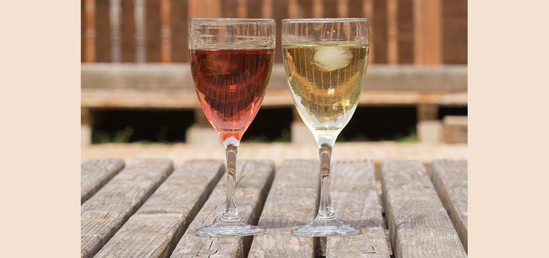 Il vino con il ghiaccio non è più un tabù