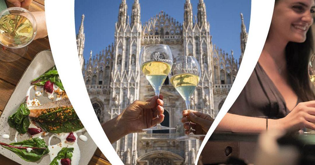 Franciacorta Day a Milano: oltre 30 i Sommelier FISAR Milano impegnati nel servizio