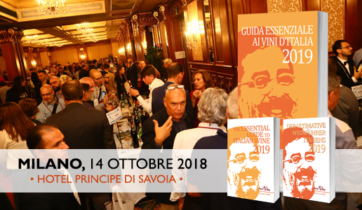 Presentazione della Guida Doctor Wine 2019: Sommelier FISAR Milano presenti