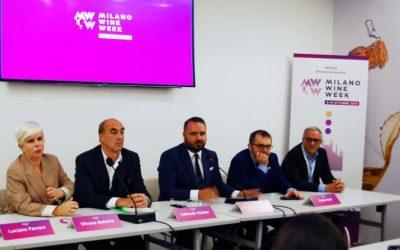 La Milano Wine Week 2019 presentata da Federico Gordini