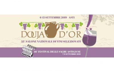 Douja D'Or 2019: ad Asti il salone nazionale del vino