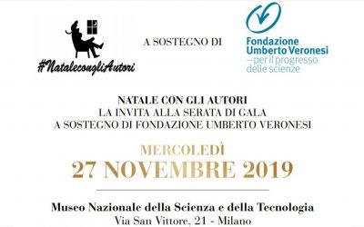 """FISAR Milano è Partner dell'evento benefico """"Natale con gli Autori"""""""