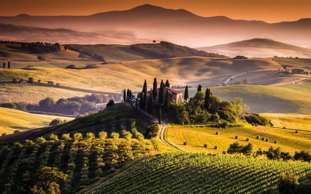 La Toscana del Montecucco: il Sangiovese dell'Amiata