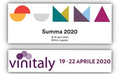 Summa e Vinitaly 2020: in un unico weekend le due fiere vitivinicole più importanti d'Italia