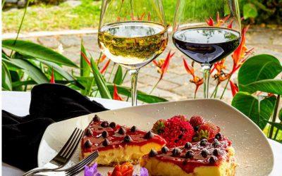 Cheesecake e vino, gli abbinamenti più interessanti
