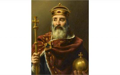 Il Grand Cru di Carlo Magno