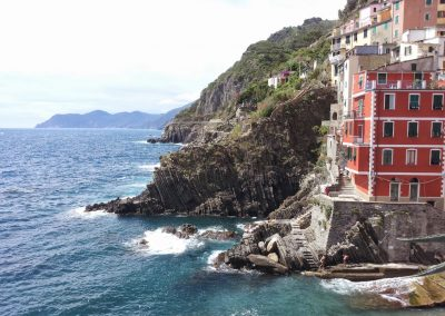 Wine tour Cinque Terre