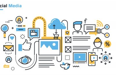 Creazione piano di comunicazione sui social media