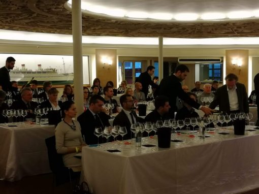Servizio Sommelier a Master class