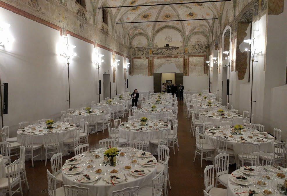 Servizio Sommelier Cena di Gala
