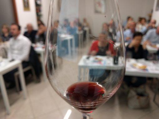 Comunicazione e degustazione del vino