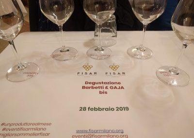 Degustazione vini metodo Sommellerie