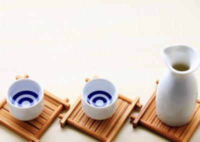 Degustazione saké