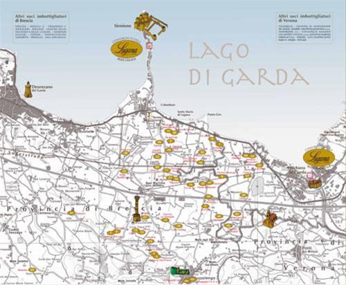Wine tour Lugana