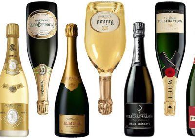 Corso tematico sullo Champagne