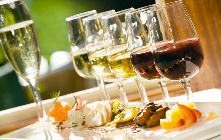 Corso abbinamento cibo vino